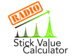 Radio Stick Calculator